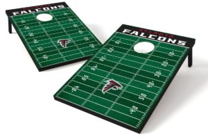 Wild Sports 2'x3' NFL Atlanta Falcons Cornhole Set