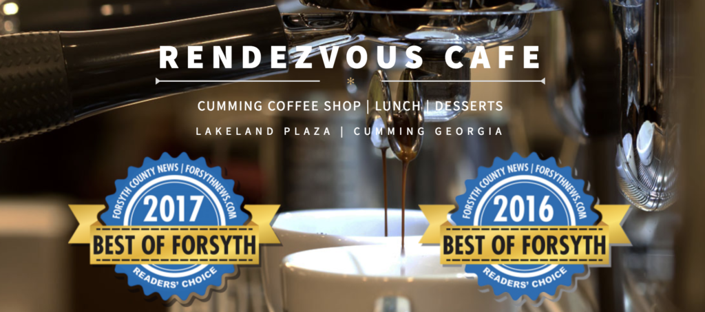 Top 5 Best Local Coffee Shops in Forsyth County