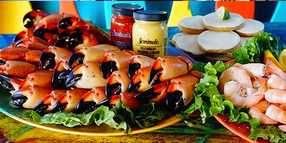 Moving to Tampa | Clearwater Relocation Guide | Frenchy's Stone Crab Festival in Clearwater