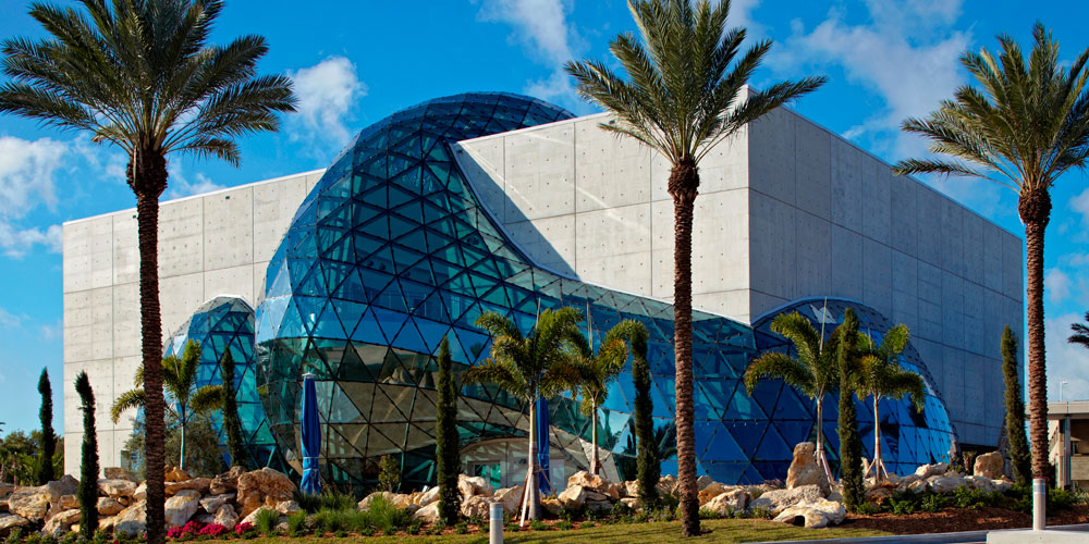 Moving to St. Petersburg | Tampa Bay Relocation Guide | Dali Museum