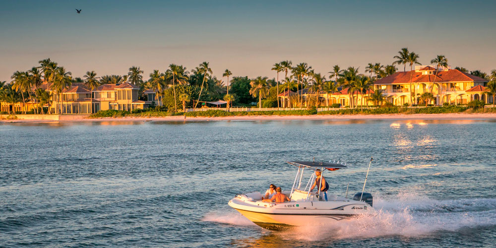 Moving to St. Petersburg | Tampa Bay Relocation Guide | Boating in St. Petersburg