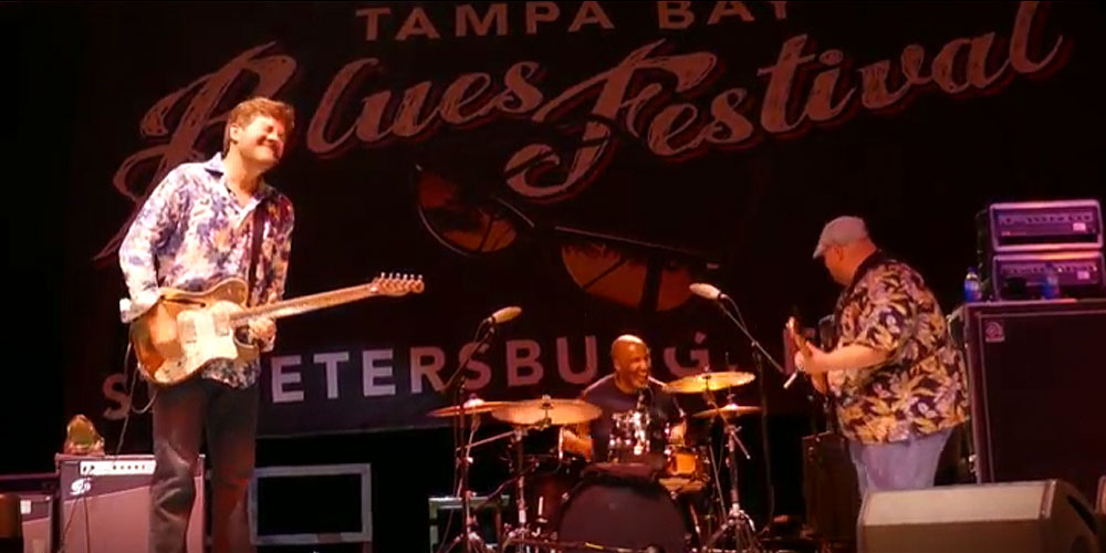 Moving to St. Petersburg | Tampa Bay Relocation Guide | Blues Festival at Vinoy Park, St. Petersburg