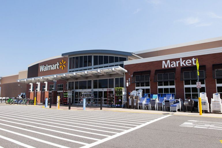 Walmart-Haymarket