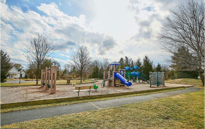 Virginia Oaks Playground - Amenities